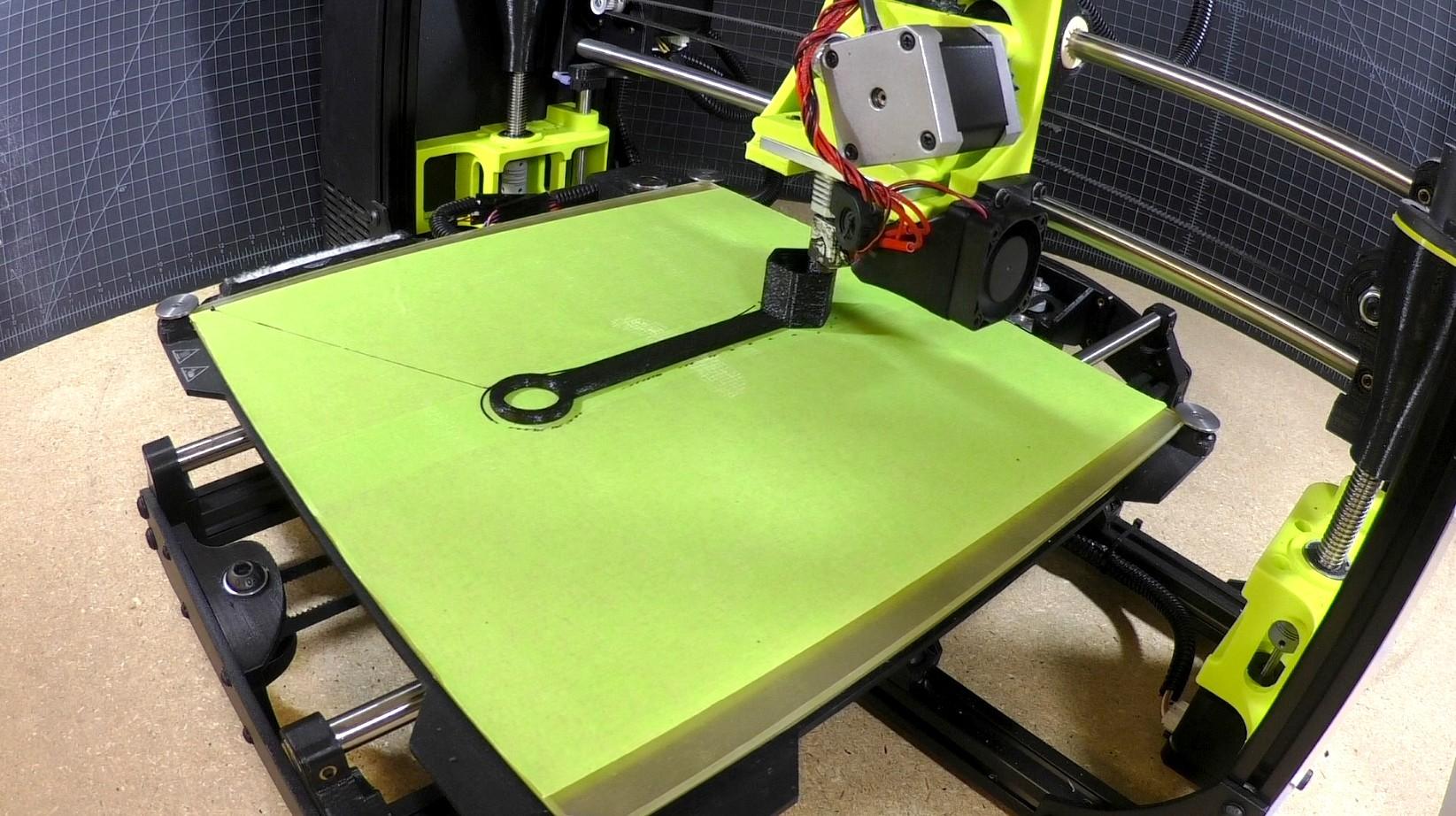 Large-Scale 3D Printer BigRep ONE - Industrial 3D Printing