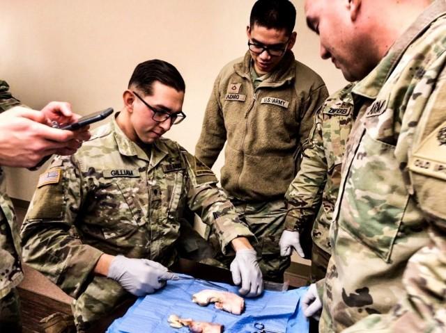 Battle-focused medical training