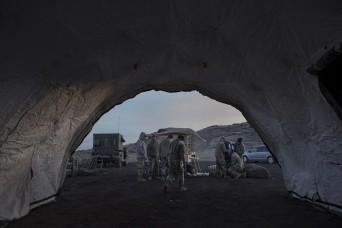 Idaho Army National Guard conduct signal gunnery