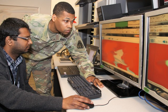The Advanced Field Artillery Tactical Data System (AFATDS) provides fully automated support for planning, coordinating, controlling and executing fires and effects such as mortars, field artillery cannons, rockets and missiles, close air support, attack aviation and naval surface fire-support systems. System upgrades are currently being operationally tested at Fort Sill, Okla.