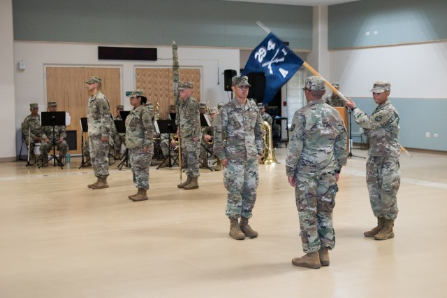 For the first time, the Guam ARNG took over a mission from the U.S. Army's 94th Army Air and Missile Defense Command to provide security forces support for Task Force Talon, responsible for operating the Terminal High Altitude Area Defense (THAAD) Battery at Andersen Air Force Base.