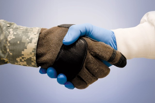 The Army and the Lockheed Martin Corporation announced a cooperative agreement to spur scientific research in the area of Self-Assembly of Nanostructures for Tunable Materials.