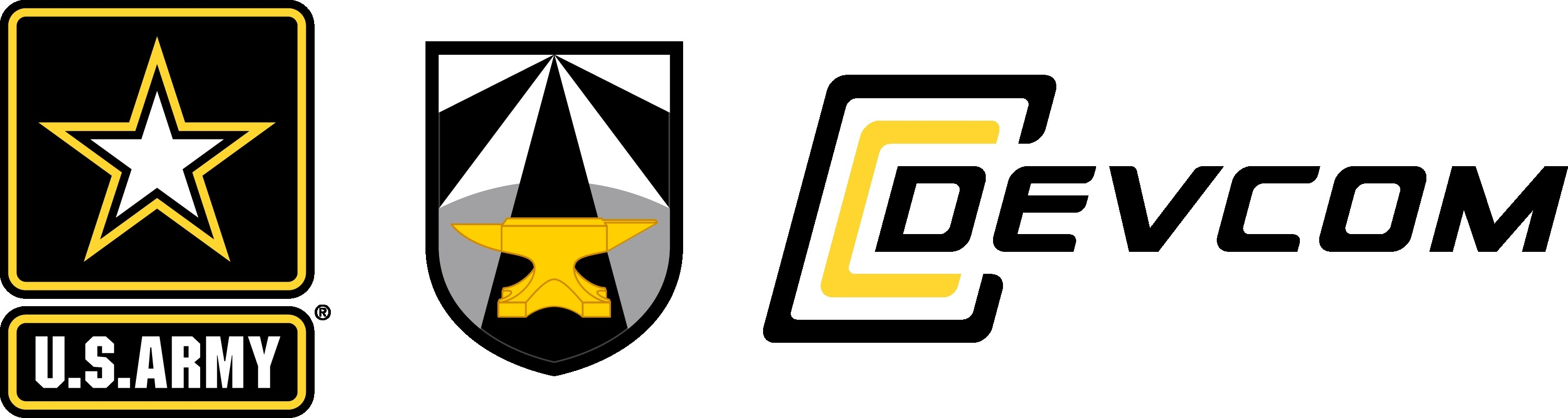 DOD Army Research Office CCDC ARL Logo