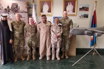 West Va. Guard and Qatar share insights through exchange