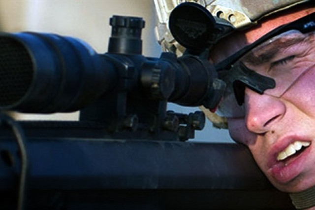 Protecting Warfighters Vision Eye Protection Article The