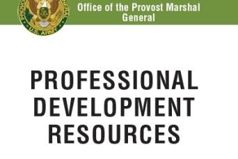 OPMG Professional Development Resources