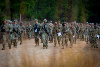 After a grueling five days, 89 Soldiers stand apart