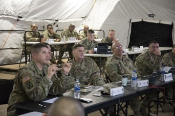 1st TSC Deploys EECP to Fort Campbell