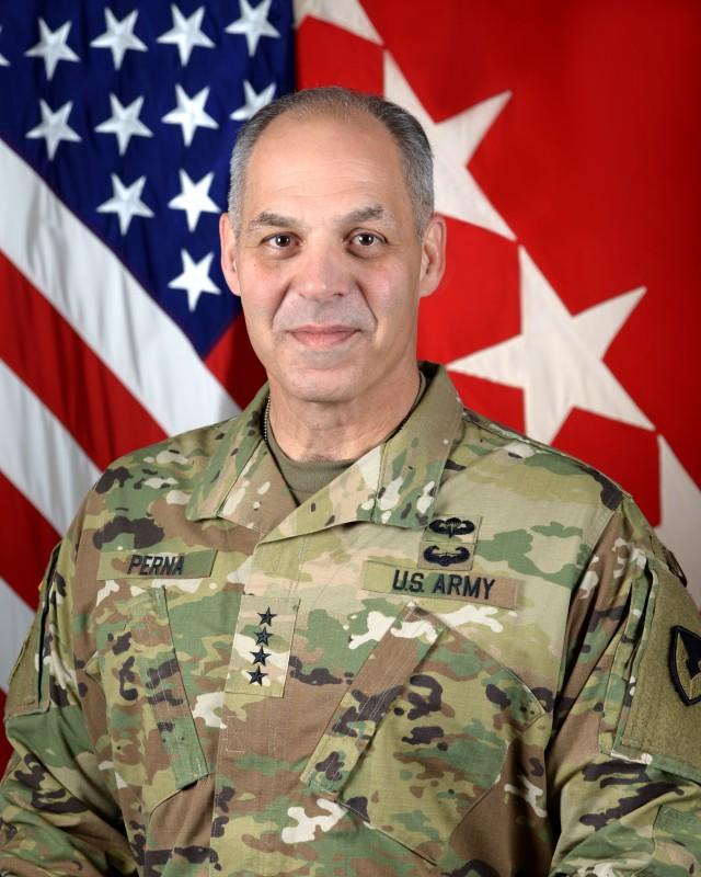 AMC Commanding General
