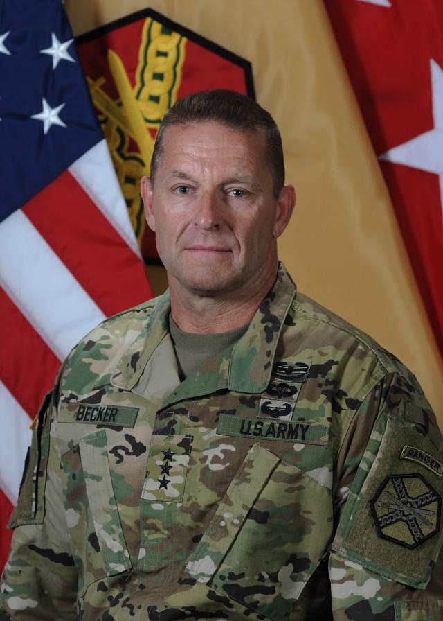 IMCOM Commanding General