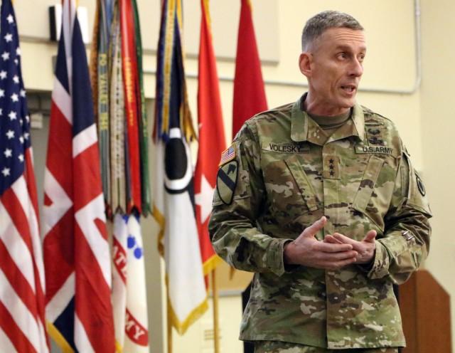 I Corps symposium focuses on future of warfare