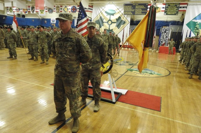 2nd Squadron, 1st Cavalry Regiment commemorates the successful completion of their deployment to Afghanistan in support of Operation Freedom's Sentinel and Resolute Support Mission.