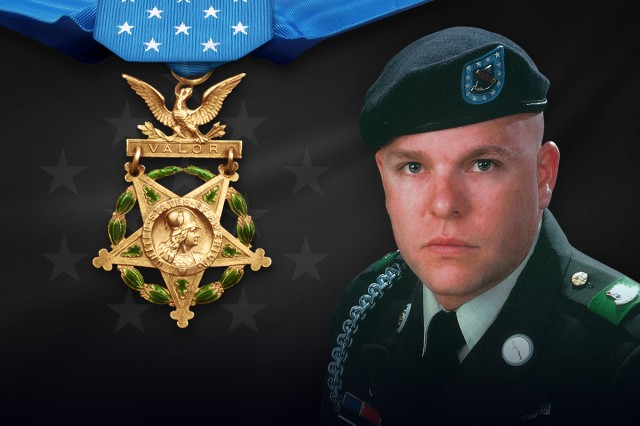 Staff Sgt. Travis W. Atkins will be posthumously awarded the Medal of Honor for his heroic actions on June 1, 2007, while his unit -- Delta Company, 2nd Battalion, 14th Infantry Regiment, 2nd Brigade Combat Team -- conducted route clearance southwest of Baghdad.