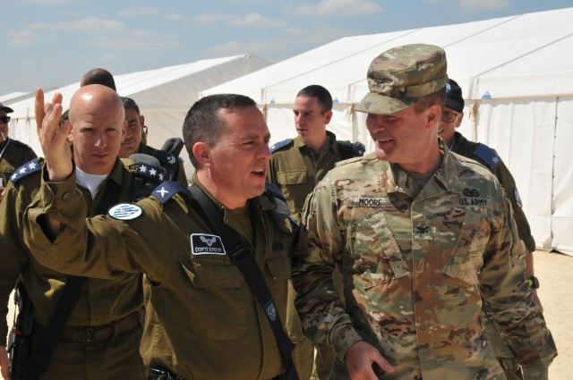 THAAD Deploys to Israel