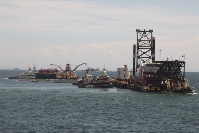 Charleston Harbor Deepening