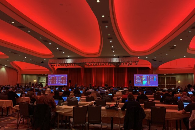 More than 500 competitors participated in the 2018 SANS Netwars Tournament of Champions in December 2018 in Washington, D.C. NetWars is a computer and network security challenge designed to test a participant's experience and skills.