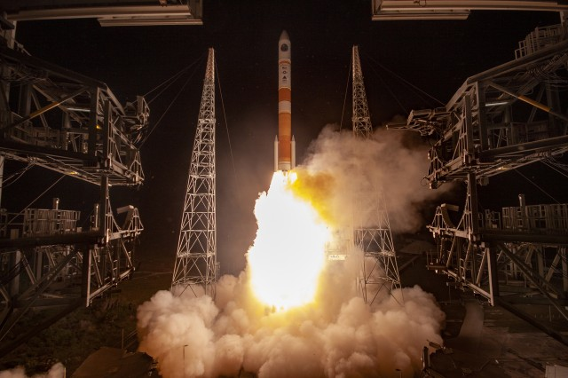 Satellite launched into space to enhance comms for Army missions