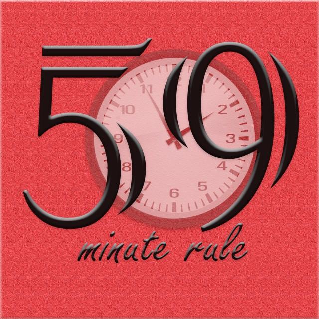 'I want my 59 minutes'