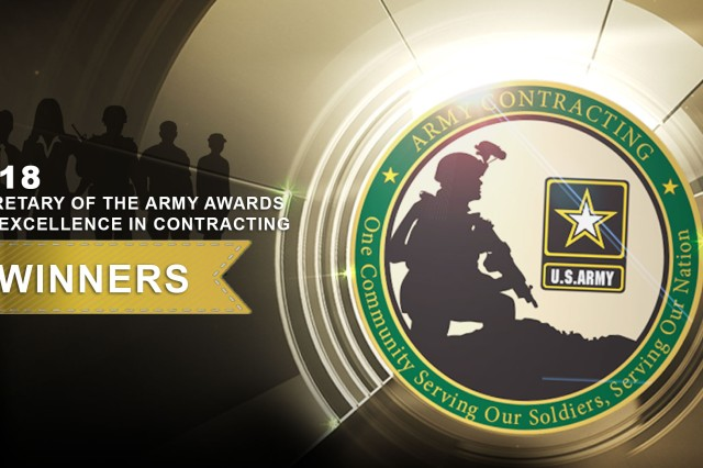 The Office of the Assistant Secretary of the Army for Acquisition, Logistics and Technology has announced the 2018 Secretary of the Army Awards for Excellence in Contracting, with more than a dozen contracting professionals and organizations selected for their contributions to Army acquisition.