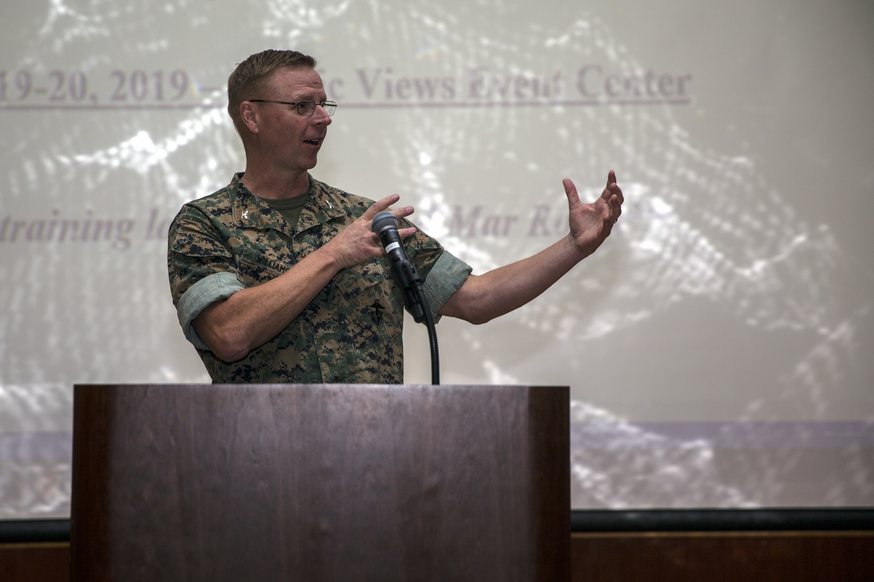 Marine Corps Base Camp Pendleton hosts the annual