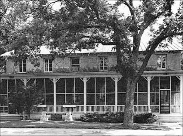 Looking back: The Custer House
