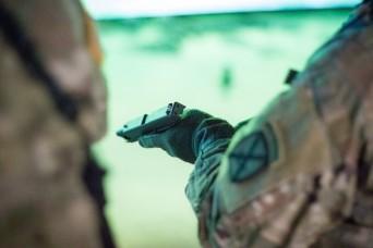 Squad tactics tested on new virtual marksmanship trainer