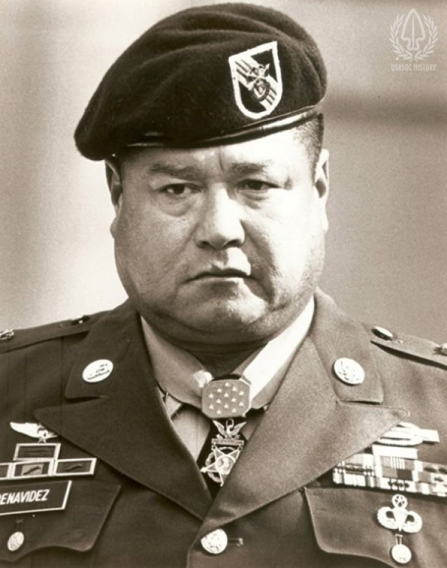 Master Sgt. Roy P. Benavidez