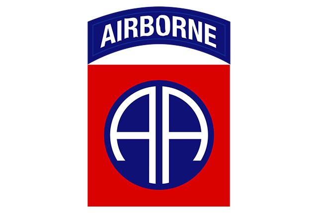 82nd Airborne shoulder sleeve insignia