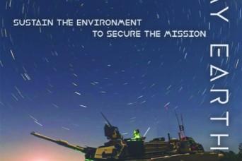 Army celebrates Earth Day April 22