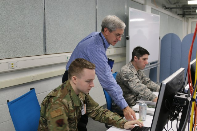 Cyber Anvil, persistent cyber training environment exercise, provides  joint force training, evaluation for network platform prototype