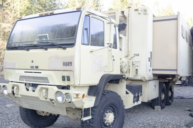 New Army command post vehicles being developed to counter modern threats