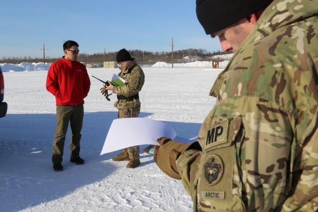 Alaska Guard MPs undergo validation and training at JBER