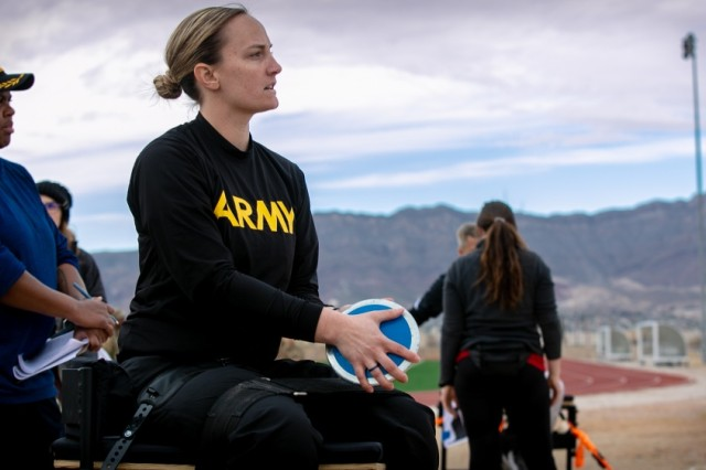 The 2019 Army Trials at Fort Bliss is an adaptive sports competition from 5-16 March with over 100 wounded, ill and injured active-duty Soldiers and veterans competing in 14 different sports for the opportunity to represent Team Army at the 2019 Department of Defense Warrior Games in Tampa, Fla.