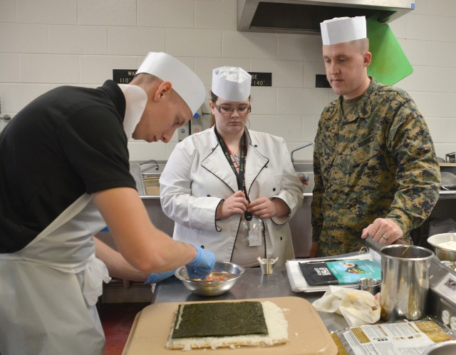 Ordnance School gives high schoolers an inside look at military life