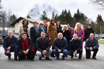 Marshall Center's Language Center Graduates 13 NATO, Partner Nation Language Proficiency Testers