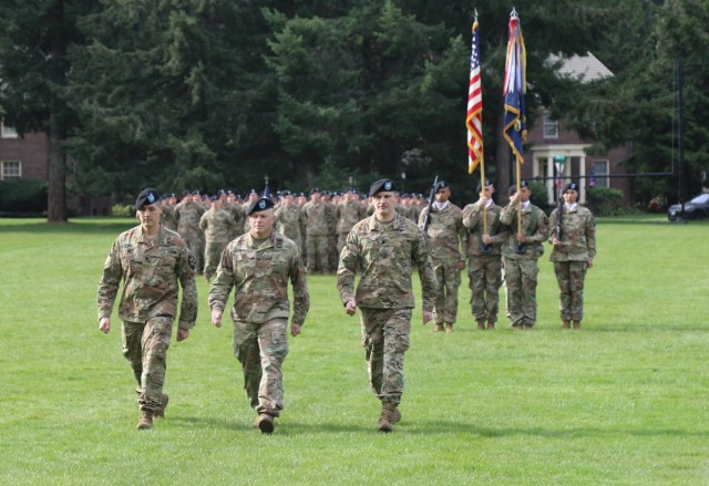 Lt. Col. Witherell Takes Command of Legion