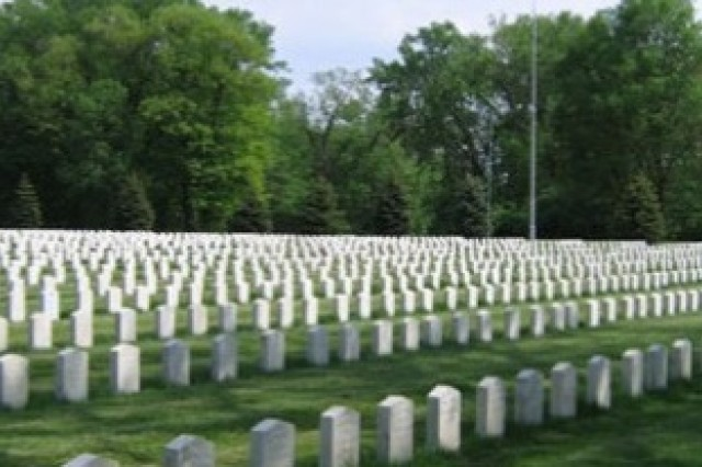 About 2,000 Confederate prisoners who died at the Rock Island Prison Barracks are buried at the Confederate Cemetery.
