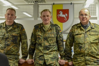 Germany's 1st Armored Division Spearheads Allied Spirit X