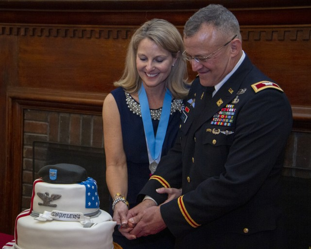 Bowling Green Native Returns Home after 30 Years of Army Service