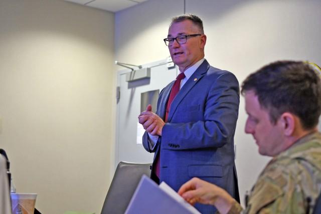 SDDC conducts new supervisor seminar