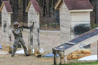 International snipers vie in special operations competition on Fort Bragg