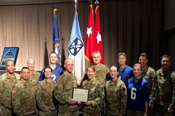 Washington National Guard Military Intelligence units recognized for language program