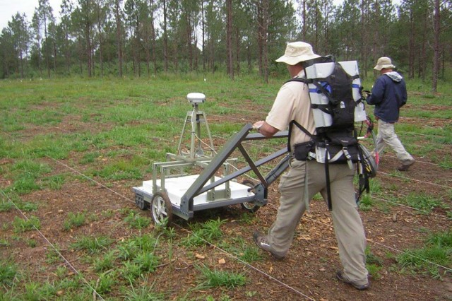 Integration of innovative technologies, such as advanced geophysical classification techniques, will reduce the overall time and cost of remediation activities within the Formerly Used Defense Sites program.