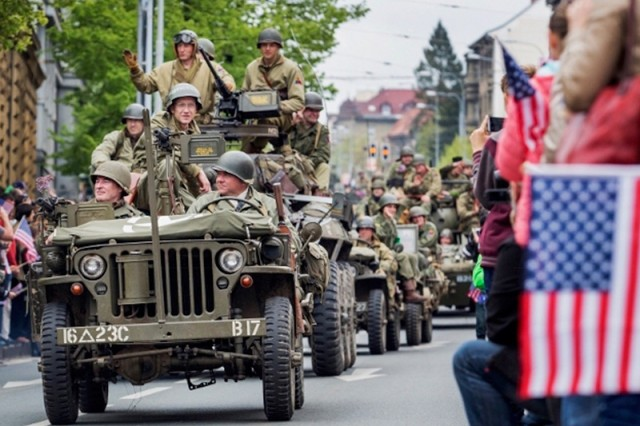 Since 1990, the city of Pilsen in the Czech Republic has celebrated their freedom with an annual Liberation Festival. This year's festival takes place May 2-6, and all U.S. Army active-duty Soldiers and families are invited.