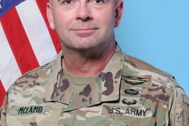 Col. Joseph McLamb