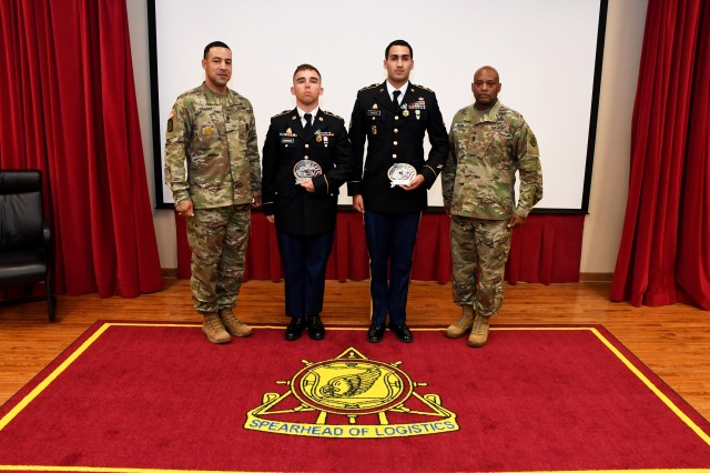 597th Transportation Brigade sweeps SDDC's Best Warrior Training Excellence Program