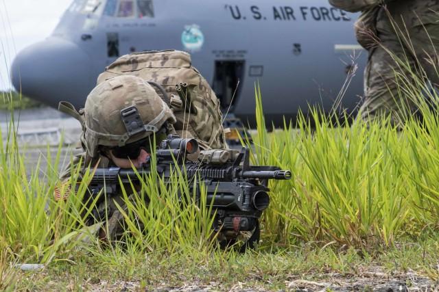 Exercise Palau 2019 Marks Largest U.S. Army Presence on Palau In Three Decades