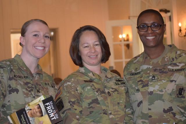 U.S. Army 3rd Recruiting Brigade Women's Leadership Forum 2019