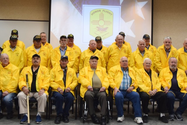 Lt. Col. Kirsten Swanson joins the ranks of veterans from World War II, the Korean War and the Vietnam War who are bound for a May 1, 2019, special visit to Washington D.C., honoring their service to the nation.