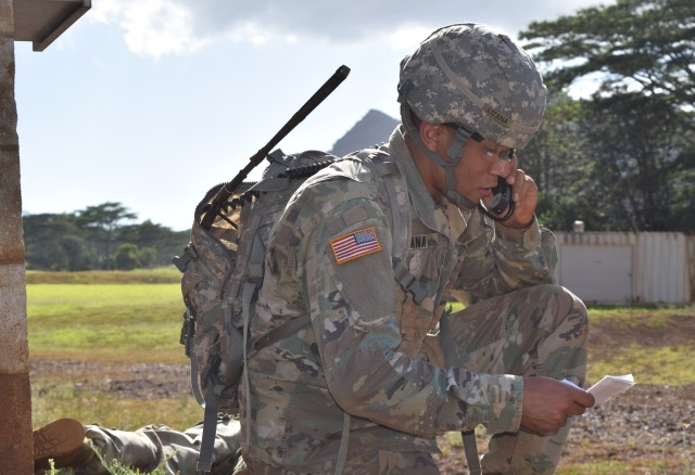 MI Soldier, NCO earns top honors during Best Warrior Competition